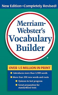 Merriam-Webster's Vocabulary Builder By Cornog, Mary W.